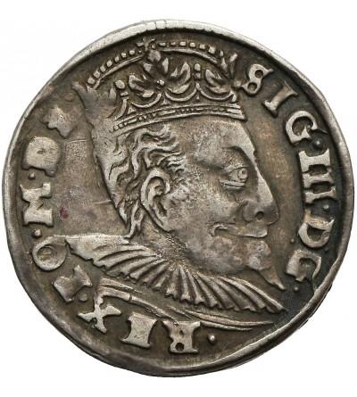 Polska. Zygmunt III Waza. Trojak 1596, Wilno