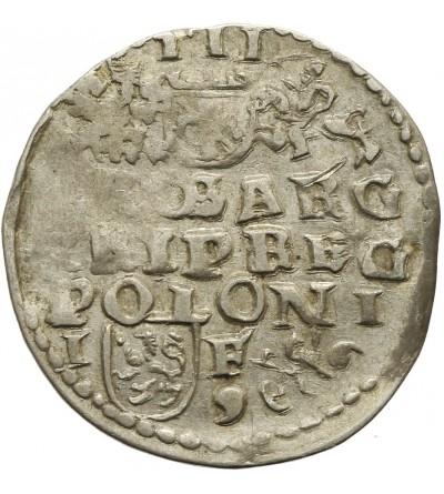 Trojak 1596 Lublin