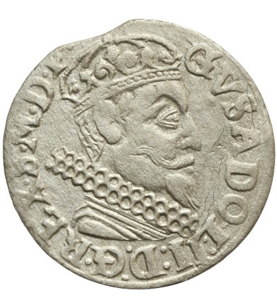 Trojak 1632, Elbląg - szwedzka okupacja miasta