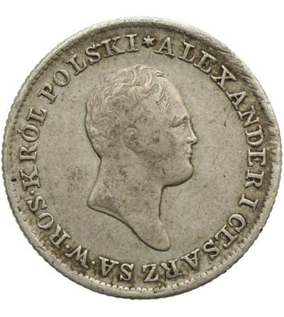 Królestwo Polskie. 1 złoty 1825 IB, Warszawa
