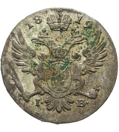 5 groszy 1819 IB, Warszawa