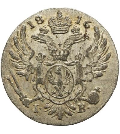 5 groszy 1816 IB, Warszawa