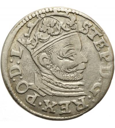 Trojak 1583 Ryga