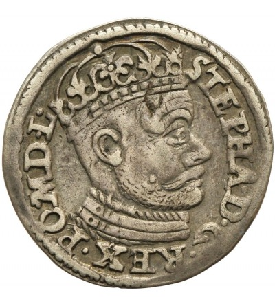Trojak (3 grosze) 1584 ID, mennica Olkusz