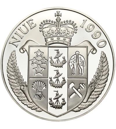 Niue 100 dolarów 1990