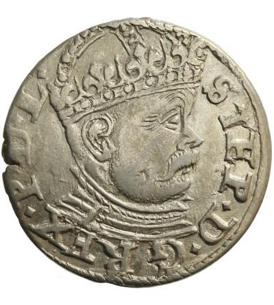 Trojak 1586, Ryga