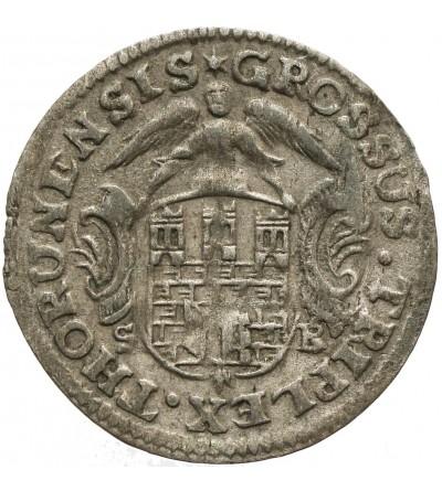 Trojak 1765, Toruń