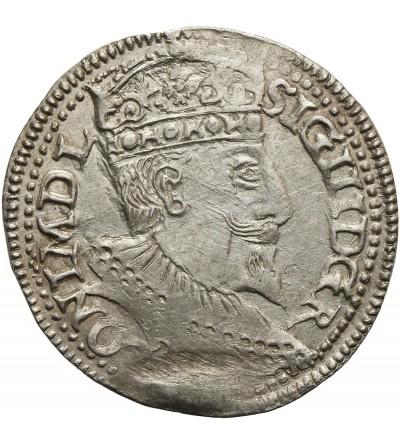 Trojak (3 grosze) 1596 IF, Olkusz