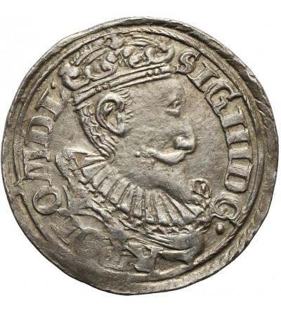 Trojak (3 grosze) 1597 IF, Olkusz