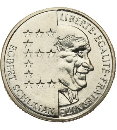 France 10 Francs 1986 - struck in Silver