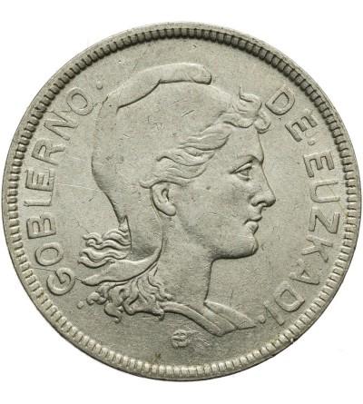 Spain - Euzkadi 2 Pesetas 1937