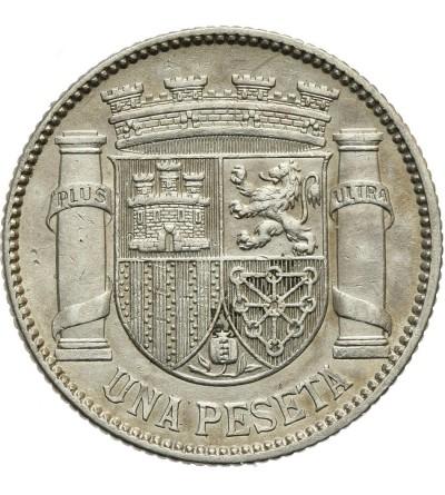 Spain Peseta 1933