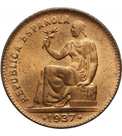 Spain 50 Centimos 1937