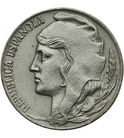 Spain 5 Centimos 1937