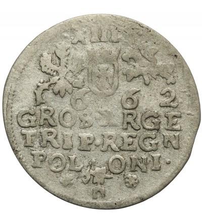 Trojak 1662 AT, Kraków