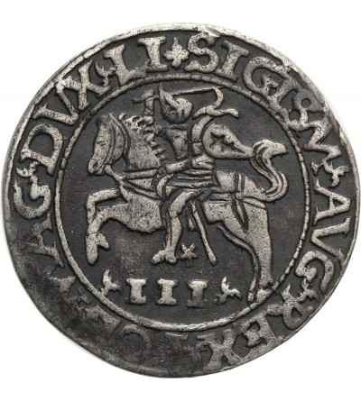 Trojak 1565, Tykocin