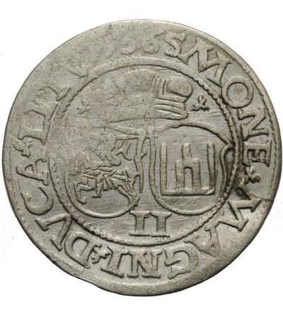 Dwugrosz 1565, Wilno