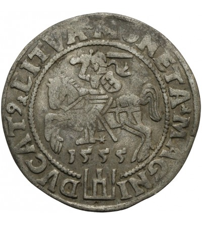 Grosz na stopę litewską 1555, Wilno