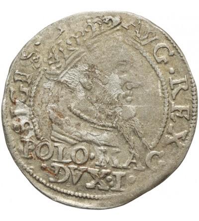Grosz na stopę polską 1568, Tykocin