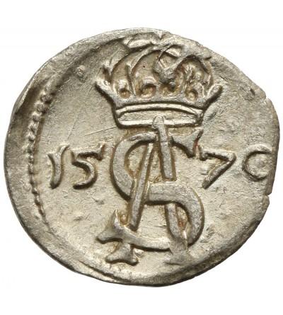 Dwudenar (2 Denars) 1570, Vilnis Mint
