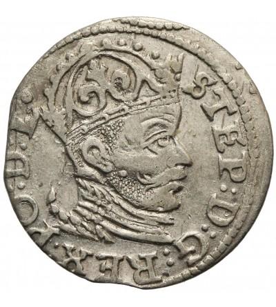 Trojak (3 Grosze) 1585, Rige mint