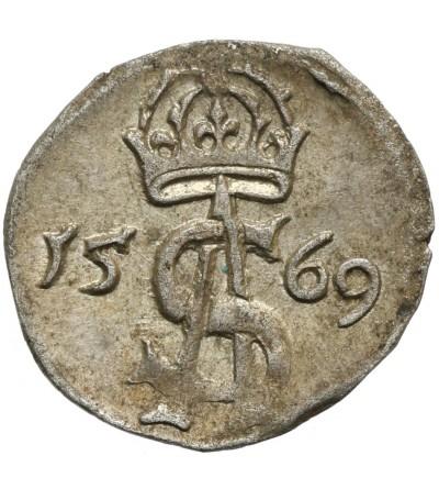Dwudenar (2 Denars) 1569, Vilnis Mint