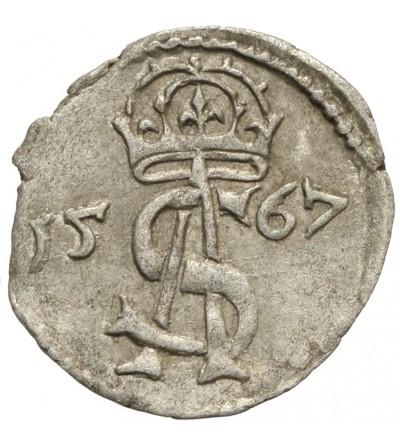 Dwudenar (2 Denars) 1567, Vilnis Mint