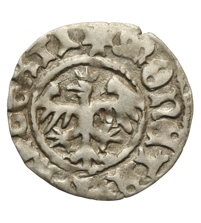 Półgrosz bez daty, Kraków. Jan Olbracht 1492-1501