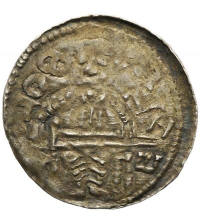 Polska. Bolesław IV Kędzierzawy 1146-1173. Denar bez daty, Kraków