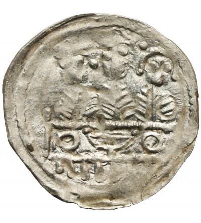 Polska. Bolesław IV Kędzierzawy 1146-1173. Denar bez daty ( bity około 1157-1166).