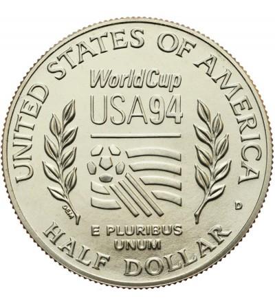 USA Half Dollar 1994 D, World Cup Soccer