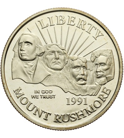 USA 1/2 dolara 1994 S, Mount Rushmore - Proof