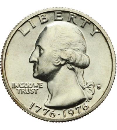 USA 25 centów 1976 S, kolonialny perkusista