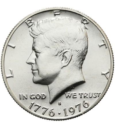 USA Half Dollar 1976 S, Independence Hall