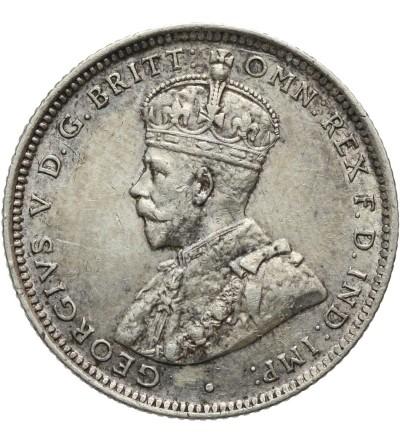 Brytyjska Afryka Zachodnia 1 szyling 1913