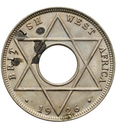 Brytyjska Afryka Zachodnia 1/10 penny 1926