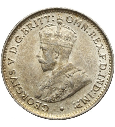British West Africa 3 Pence 1919 H