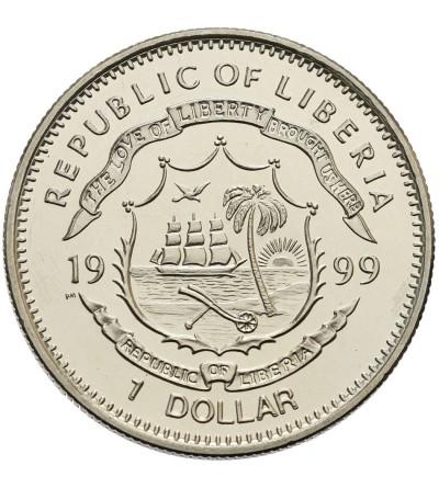 Liberia Dollar 1999, The Wedding of Prince Edward