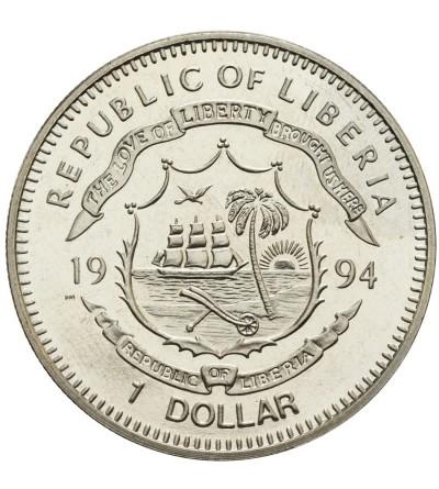 Liberia Dollar 1994, Archaeopteryx