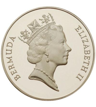Bermudy 1 dolar 1993, Igrzyska Olimpijskie 1992 Barcelona - Proof