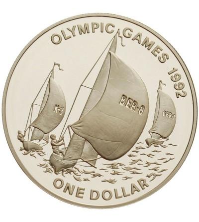 Bermudy 1 dolar 1993