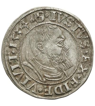 Prusy Książęce. Grosz 1534 Królewiec
