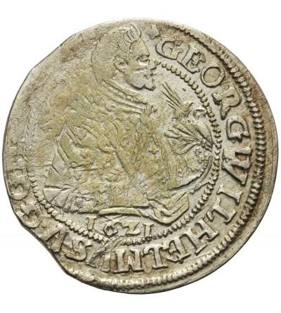 Prusy Książęce. Ort 1621, Królewiec
