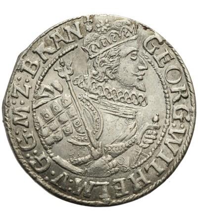 Prusy Książęce. Ort 1622 Królewiec
