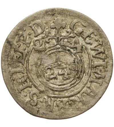 Prusy Książęce półtorak 1624 Królewiec
