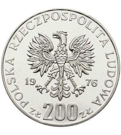 200 złotych 1976, Igrzyska Olimpiady - próba