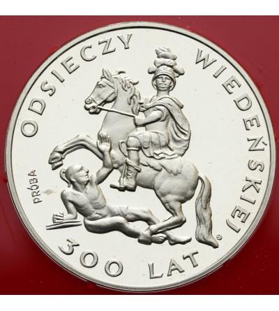 200 złotych 1983, 300 lat odsieczy wiedeńskiej - próba