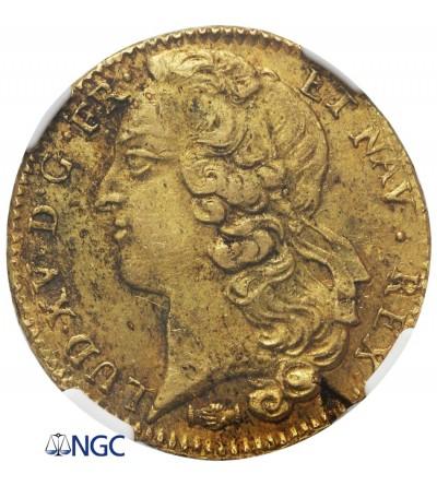 Francja 2 Louis dor au bandeau 1766 K, Bordeaux