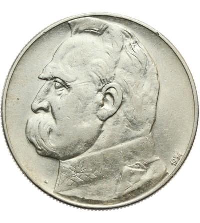 10 złotych 1934, orzeł strzelecki