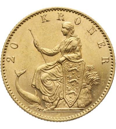 Dania 20 koron 1900 VBP
